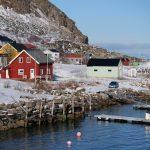Tipiche casetta dei pescatori a Mefjordvær